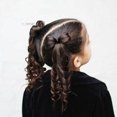 Hairstyles   Hair Ideas   Hairstyles Ideas   Braided Hair   Braided Hairstyles   Braids for Girls   Braids for Little Girls   Toddler Hairstyles   Toddler Hair Ideas   Braids