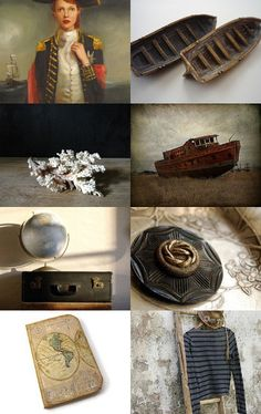 seaworthy by Lydia McCauley on Etsy--Pinned with TreasuryPin.com