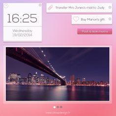 Little dashboard - future project #webdesign #dashboard #slider