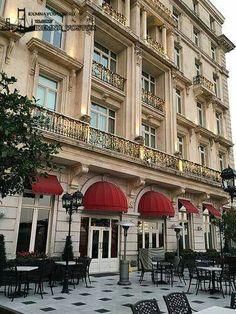 Хотел Пера Палас, Стамбул www.russkiygidvstambule.com Индивидуальные экскурсии по Стамбулу