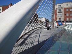 James Joyce Bridge - Dublin