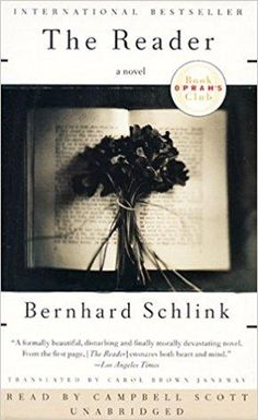 the reader by bernhard schlink - Bernhard Schlink Lebenslauf