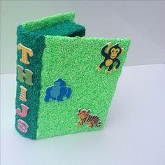 Foam Clay geheimboek Jungle