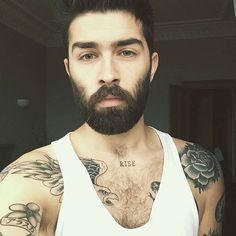 @chrisjohnmillington #beardbad #beard #beards