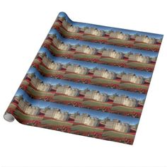 Blood Swept Lands and Seas of Red #wrappingpaper #xmas #christmas #gift