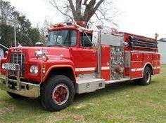 fmc fire trucks -