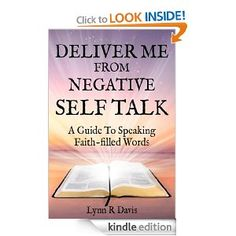 32 best no more negative words images on pinterest lyrics deliver me from negative self talk a guide to speaking faith filled words fandeluxe Images