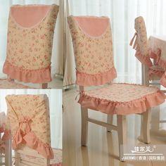 Renovar sillas con fundas interiores - Forro para sillas de comedor ...