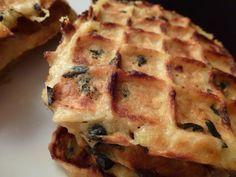Waffles: receitas para a sua máquina | Eu como sim