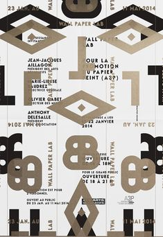 Typographies - Typo Image / Les Graphiquants