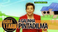 #galinhapintadilma