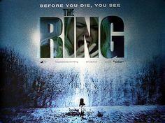 The Ring 2002 Original UK Quad...