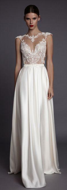 Muse by Berta Wedding Dress - Belle The Magazine