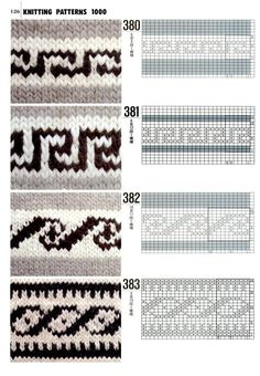The Best Ideas for Fair Isle Knitting Patterns on . The Best Ideas for Fair Isle Knitting Patterns on . Crochet Mittens Free Pattern, Fair Isle Knitting Patterns, Knitting Charts, Crochet Chart, Loom Knitting, Knitting Stitches, Knit Patterns, Free Knitting, Stitch Patterns