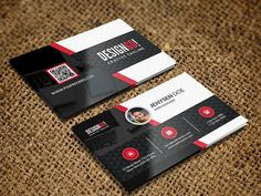 Photography business card template free psd pinterest free creative and modern business card template psd cheaphphosting Image collections