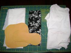 How to Make Your Own Reusable Cloth Menstrual Sanitary (Mama) Pad