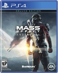 Boxshot: Mass Effect Andromeda Deluxe Edition by Electronic Arts