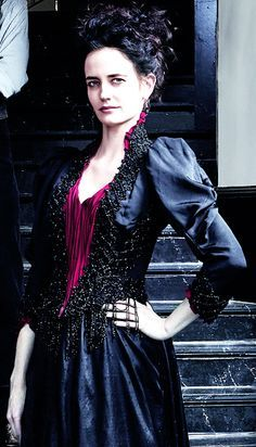 penny dreadful vanessa ives costume - Google Search