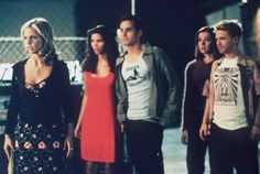 Solidarity and the Scoobies: an analysis of the-y suffix in the television series Buffy the Vampire Slayer. 18  Academic Papers About '90s TV Shows | Mental Floss