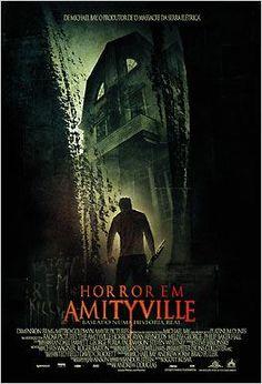 Horror em Amityville - O filme q mais já senti medo na minha vida