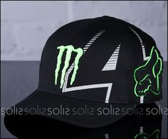 15 Best Fox Racing hats - Brand new era hats images  32364c282757
