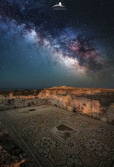 Milky Way Old Ruins by Maurizio Casula on 500px