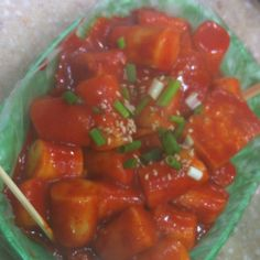 HOT ddukbbokki