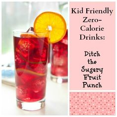 Replace Sugary Drinks with Homemade Herbal Iced Teas. Lots of great serving suggestions and an easy to remember foolproof way to brew the perfect pitcher.