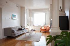 Ryan & Stephanie's Light-Filled Wicker Park Apartment — House Tour
