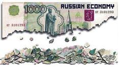 Rusya Ekonomisi 2015'te  yüzde 4 küçüldü