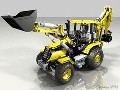 June | 2012 | The Lego Car Blog