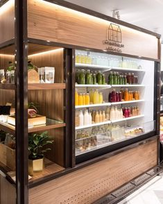 Related images of interior design ideas for juice shop. Restaurant Bar, Restaurant Design, Coffee Shop Design, Cafe Design, Kiosk Design, Design Shop, Store Design, Juice Bar Design, Deco Cafe