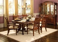 Really want a formal dining room table since I enjoy entertaining.