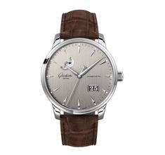Glashutte Original, Watches, The Originals, Accessories, Clock, Wristwatches, Clocks, Jewelry Accessories