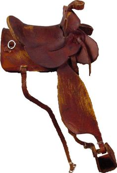 images of new and old saddles   Leather Miniature Saddle Showroom