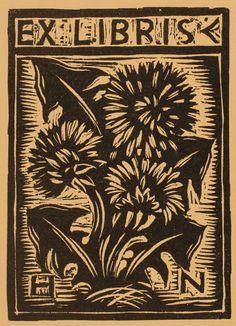 Artist unknown, Art-exlibris.net