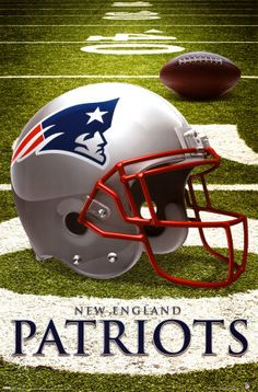 On their way to the Super Bowl!!! New England Patriots Football eb2ba24d2