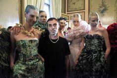Giambatista Valli Fall 2012 Couture