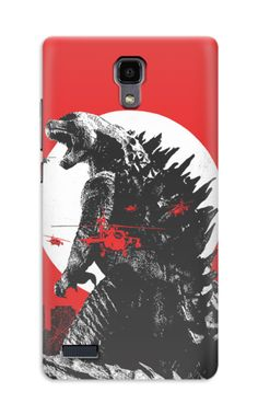 Redmi Xiaomi Note Godzilla Case 008 by Xdame. Redmi Note case with Godzilla print, this cool piece will protect your note, also available for iPhone 4/4S, 5/5S, 5C, 6 and 6+, Samsung Galaxy Note 2, 3, Samsung Galaxy S3, S4, S5, Samsung Galaxy Grand, Redmi Xiaomi S1. http://www.zocko.com/z/JIbl5