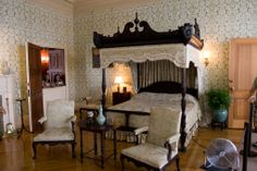 Chippendale Room, Second Floor, Biltmore Estate