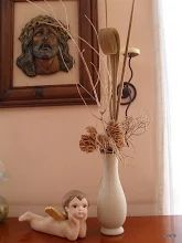 Foto: Flores deshidratadas