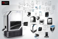 Maschinendesign Study | Tags: industrial design machine, Maschinendesign, Industriedesign Maschine, design machine behuizing