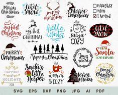 40 Best Cricut Christmas Svgs Images Christmas Svg Cricut Christmas