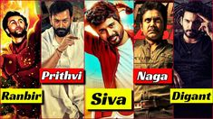 Sivakarthikeyan, Nagarjuna, Ranbir Kapoor, Prithviraj, Diganth Upcoming Movies 2022 | Coming Next 6