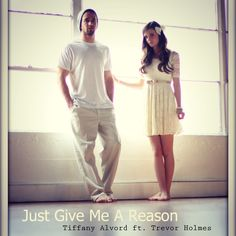 Tiffany Alvord feat. Trevor Holmes – Just Give Me a Reason (iTunes)   He's how I picture Luke