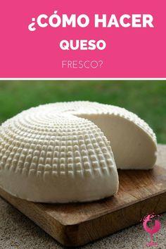 Queso Fresco Recipe, Crema Recipe, Cheese Maker, Queso Cheese, White Food, Empanadas, Cheese Recipes, Charcuterie, Mexican Food Recipes
