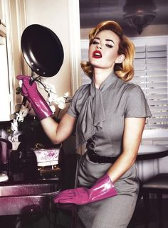 Image result for Domestic Goddess editorial