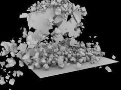 Houdini Tutorial - RBD Destruction Creation Tutorial