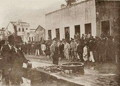 1890 - Tradicional festa no bairro da Penha.