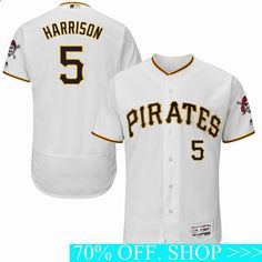 Starling Marte Pittsburgh Pirates Home Flex Base Authentic Collection Player Jersey White Football Gear, Pittsburgh Pirates, Starling, Shopping, Collection, Tops, Loyalty, Rest, Dreams
